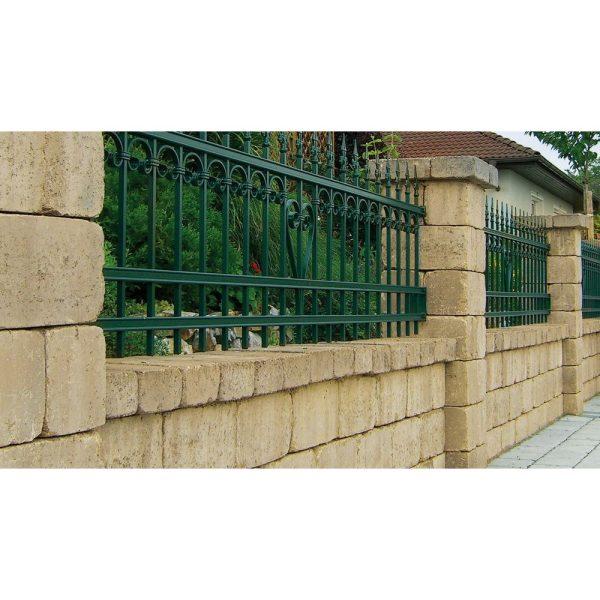 semmelrock-castello-kerítés-homok-sárga-02