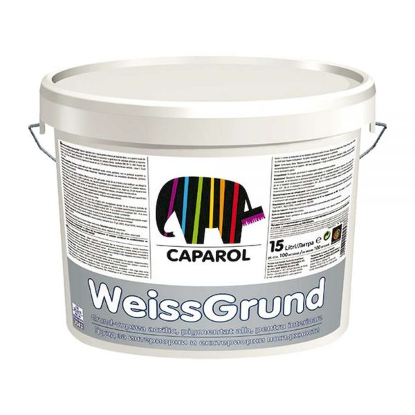 Caparol-Weissgrund
